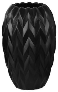 Large Vase, Black