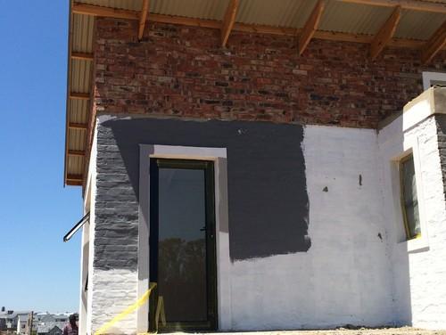 Exterior Paint Colour To Compliment Anthracite