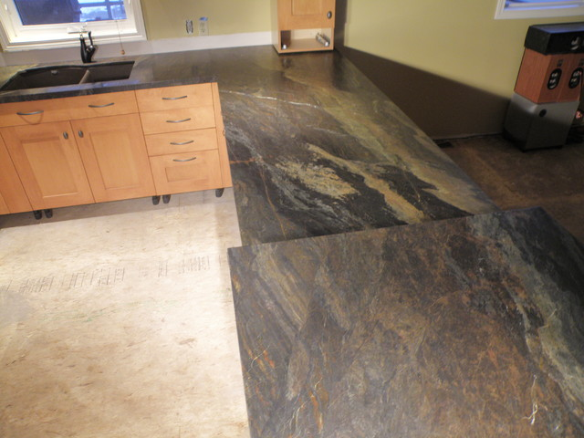 Leather Granite Countertops Bstcountertops