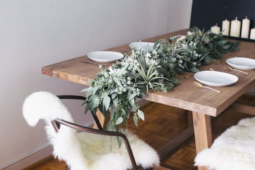 Houzz DIY: How to Make a Festive NYE Centerpiece with Bud Botanical