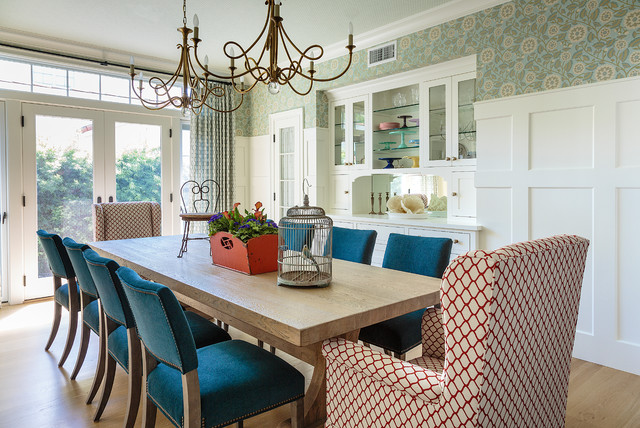 the 10 most popular dining rooms on