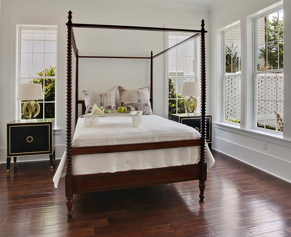 Model Home - Traditional - Bedroom - New Orleans - by Bmac ... on New Model Bedroom Design  id=96045
