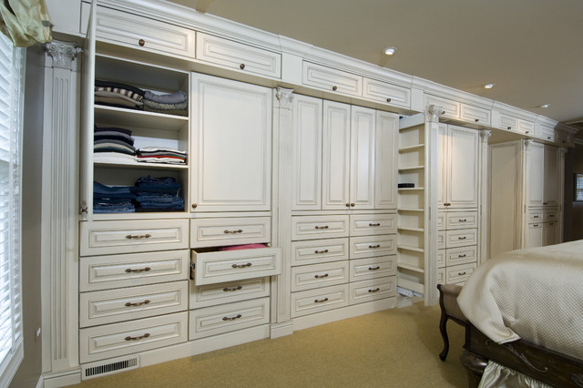 Master Bedroom Cabinetry