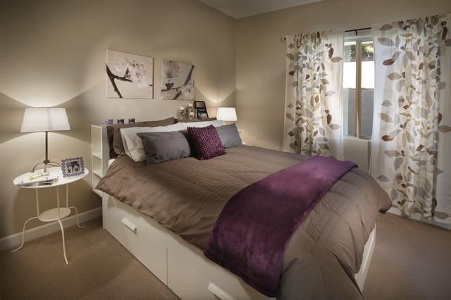IKEA Next Gen Home, Arizona - Contemporary - Bedroom - by ...