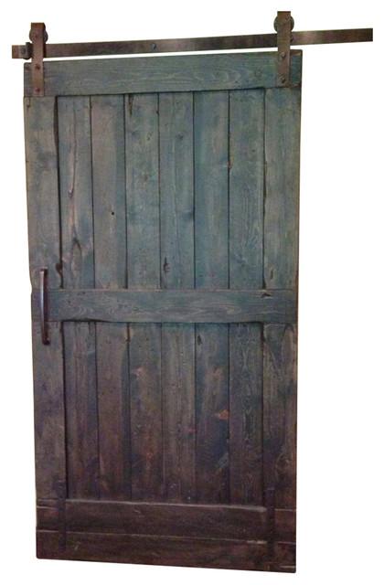 rustic sliding barn door rustic interior doors by on Rustic Gray Barn Door id=72895
