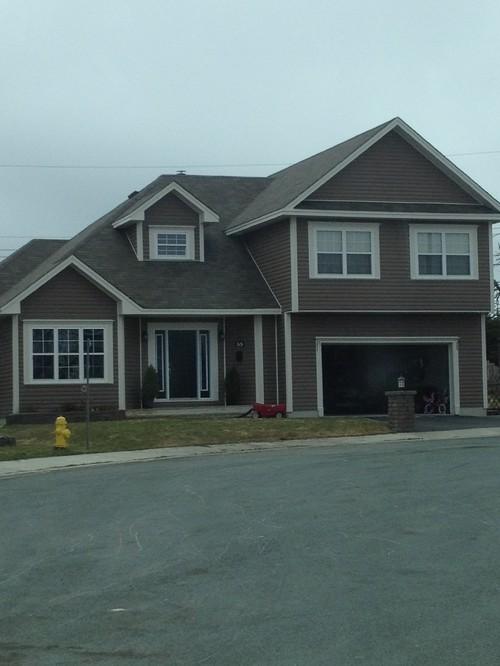 Looking for new front door and garage door colors! on Garage Door Color  id=55171