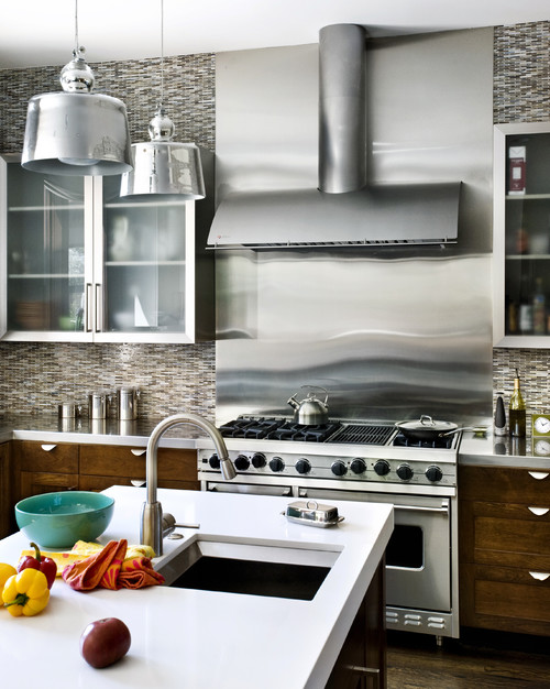 Six Alternatives To The Tile Backsplash That Are Practical Dodesignyourself