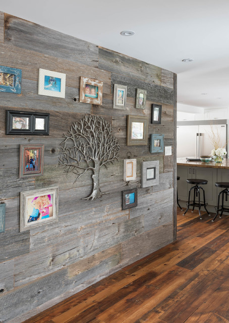 Cozy Country Reno transitional-hall