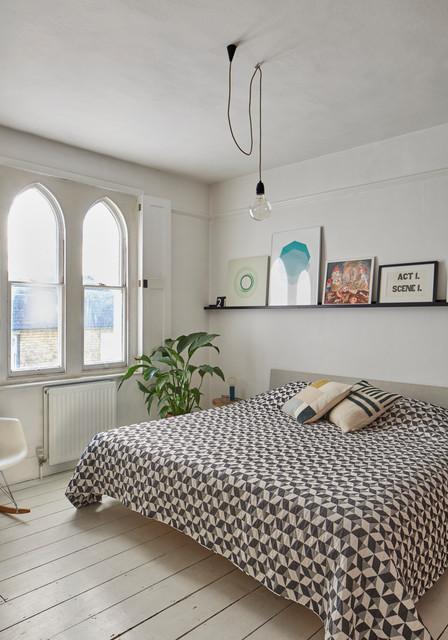 Mill End House scandinavian-bedroom