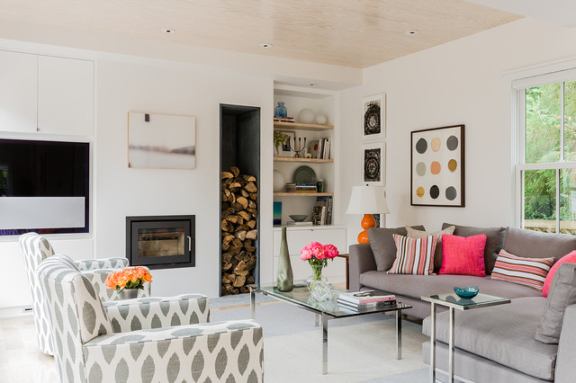 This Old House - Cambridge scandinavian-family-room