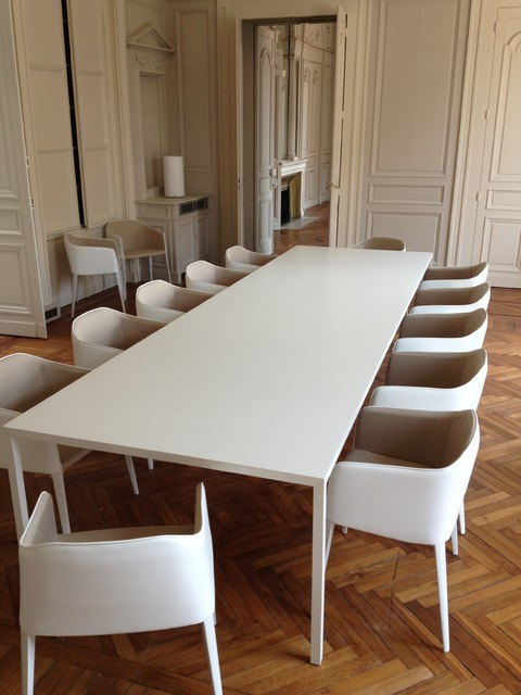 Table Tense Mdf Italia Fauteuil LAJA Contemporain