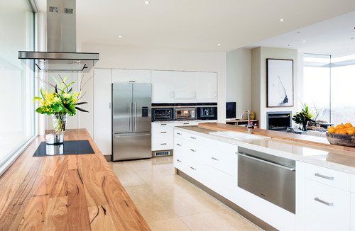 7 Kitchen Design Trends to Look Forward to in 2019 - The ... on Kitchen Counter Decor Modern  id=42507