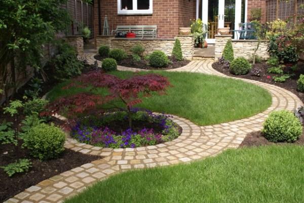 circular garden design ideas Circular Garden - Rustic - Garden - Hertfordshire - by