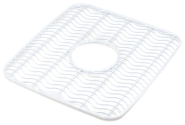 clear rubbermaid sink protector