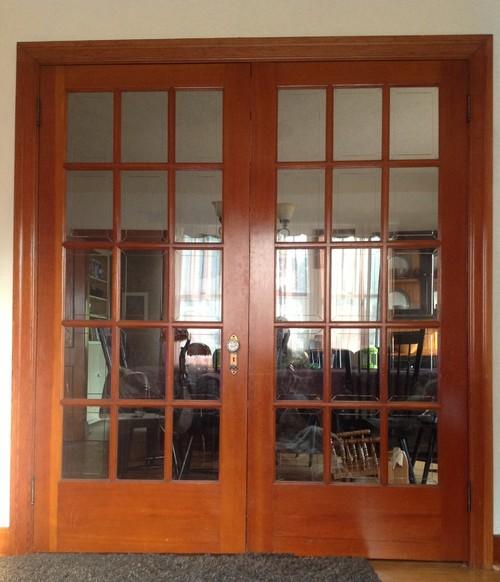 Refinishing Old Trim And Doors On 1920s Era House