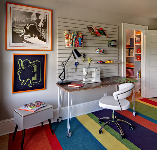 Sewing Room/Gift Wrapping Room