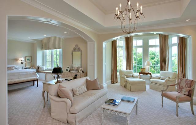 Luxury Master Bedroom by Edgemoor Custom Builders ... on Luxury Master Bedroom  id=25682