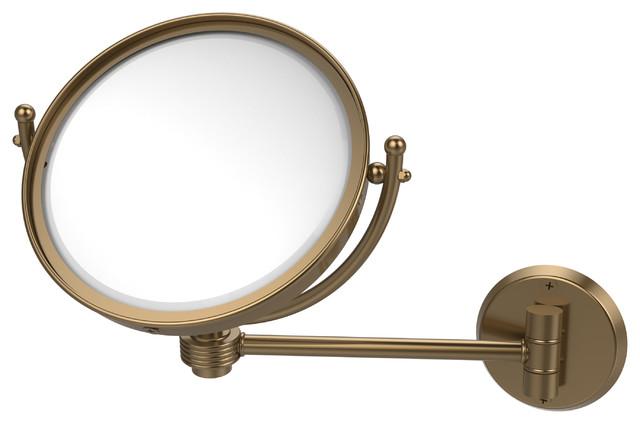 "8"" Wall Mounted Make-Up Mirror"