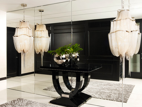 Mayfair Apartment Entrance Hall