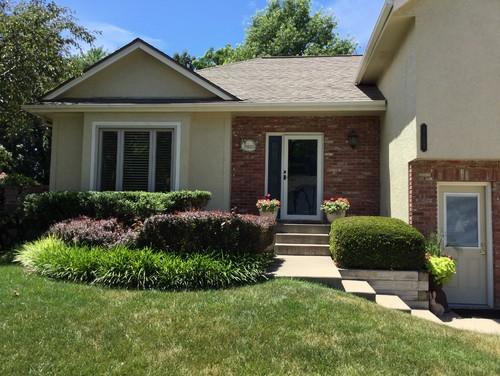 Front yard split level redo on Split Garden Ideas id=56206