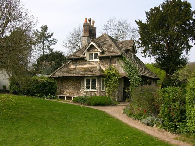 Meadowmoor Cottage Inspiration Blaise Hamlet England Traditional Exterior Minneapolis