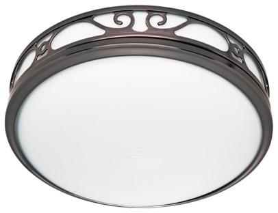 sona decorative bath fan with light and night light