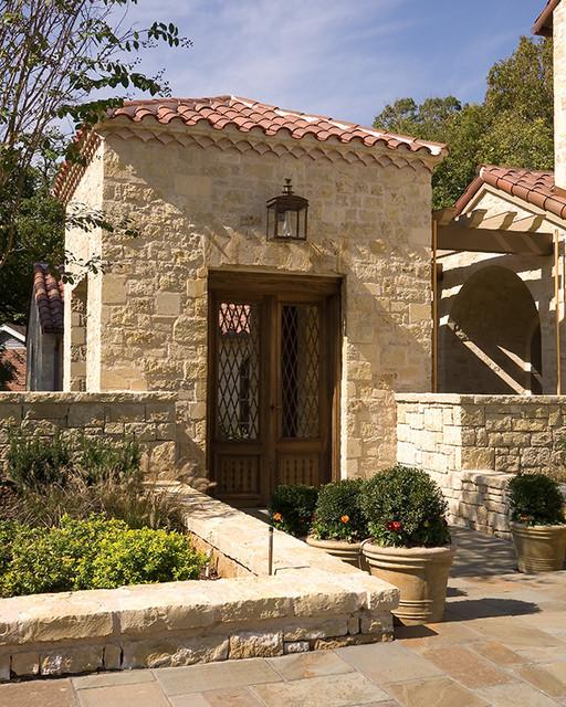 Mediterranean Tuscan Style Homes Mediterranean