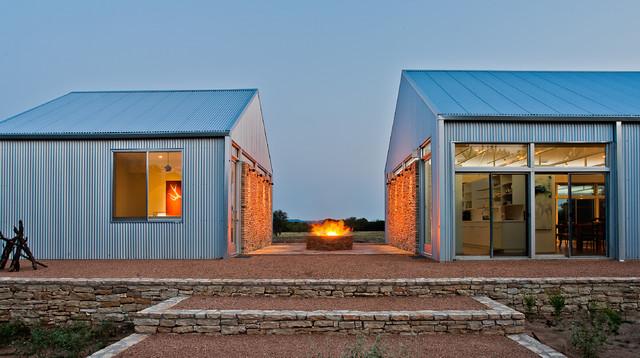 Joshua Nimmo Contemporary Exterior Dallas By Nimmo