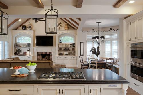 Thinking About An Open Concept Reno The ARCHITECTS Dpc Beauteous Kitchen Remodel St Louis Concept