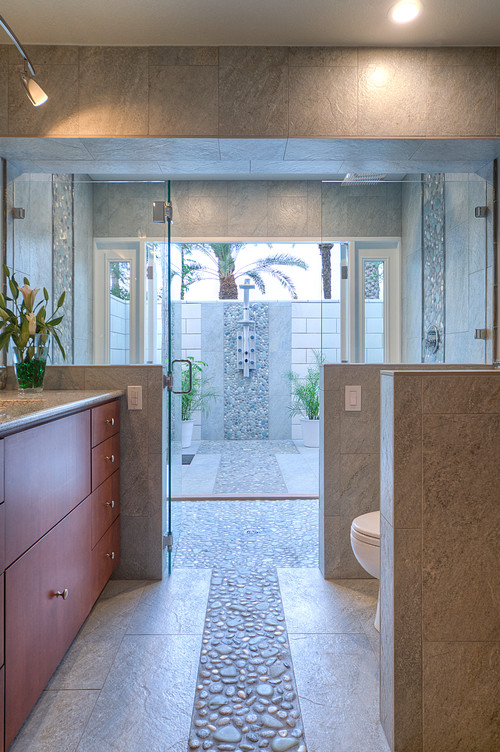 Baldwin Master Bathroom