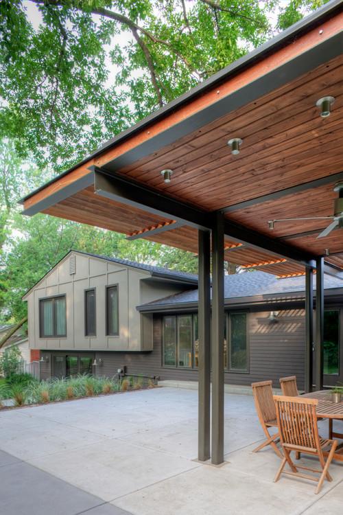 stunning pergola ideas tips for your home amp garden on Steel Pergola Ideas id=16258