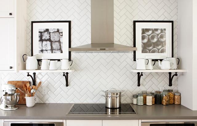 Sarah Richardson Design traditional-kitchen