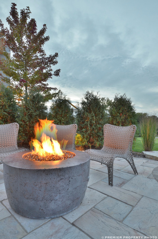 Pool, paver pool deck, custom bar: Outdoor Living in ... on Outdoor Living Ltd  id=12262