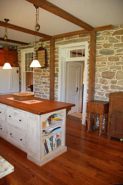 Traditional L Shaped Kitchen Designs