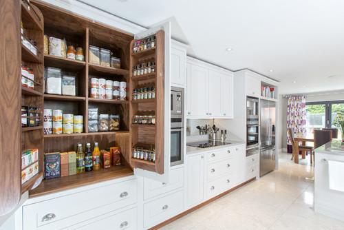 Cornforth White Shaker Kitchen
