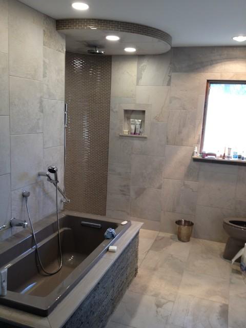 Bathroom Designs Mosaic Tiles