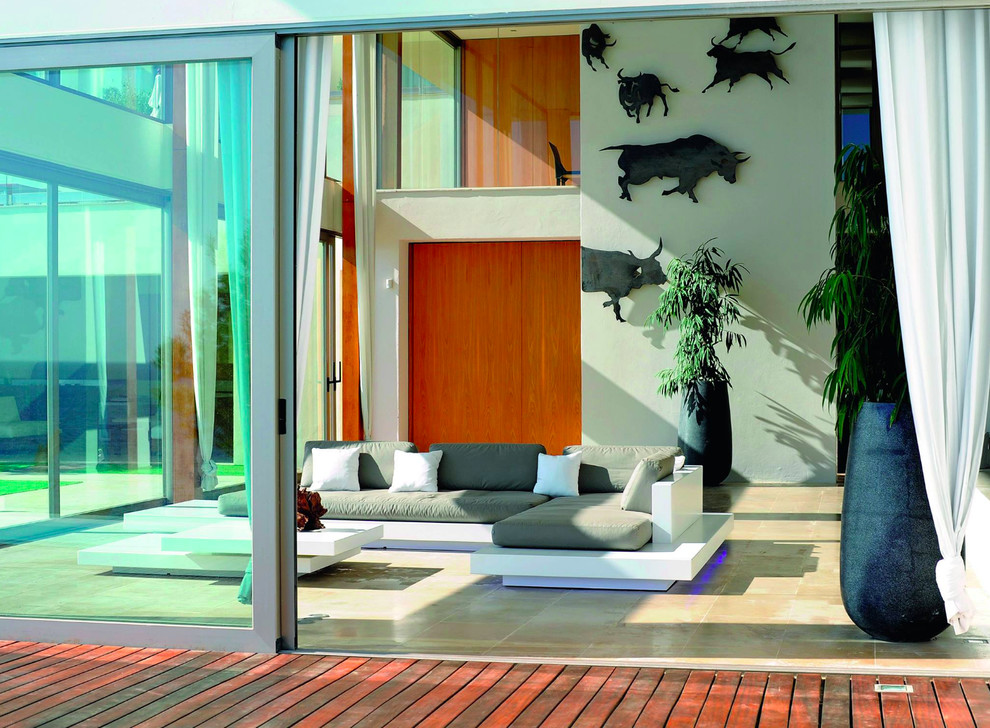 Dune Outdoor Luxuries - Contemporary - Living Room ... on Dune Outdoor Living  id=20808