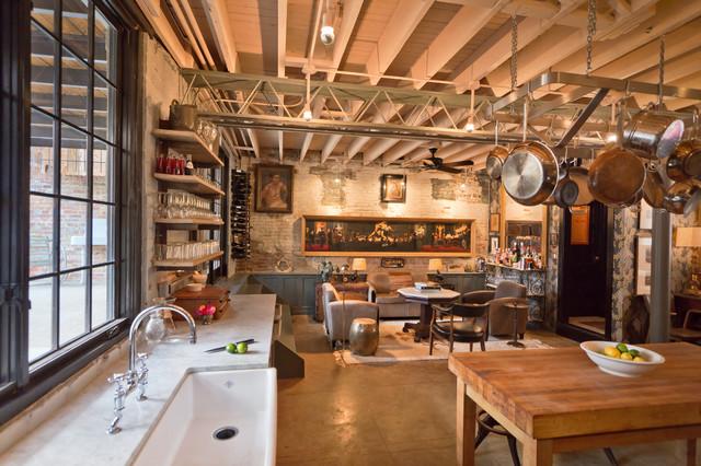 Kitchen Amp Lounge Industrial Kitchen DC Metro By