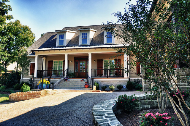 New Bern NC River Home Traditional Exterior Raleigh By Tab Premium Built Homes