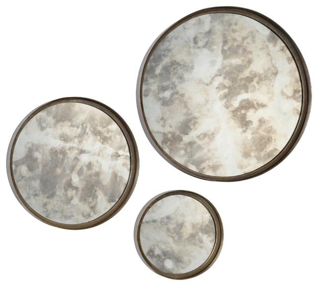 ren wil mt1499 10 h x 10 w shire set of 3 mirrors