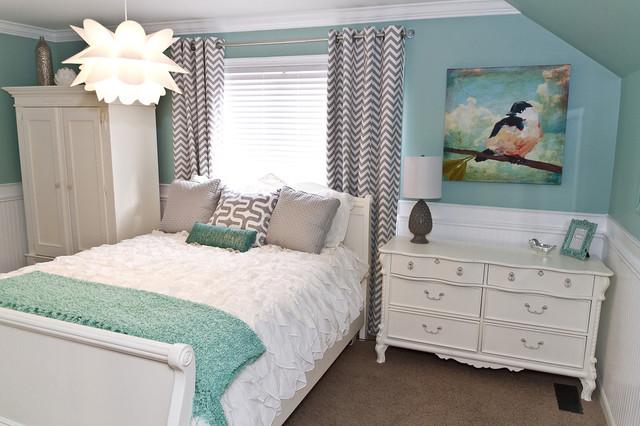 Teen Room Makeover - Contemporary - Kids - Cincinnati - by ... on Teenage Room Ideas  id=60630