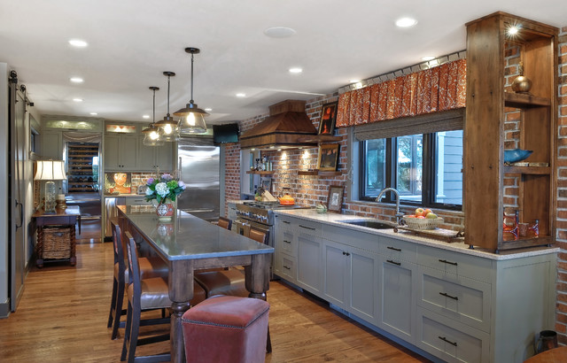 Low Country Transitional Kitchen Charleston Robert Paige