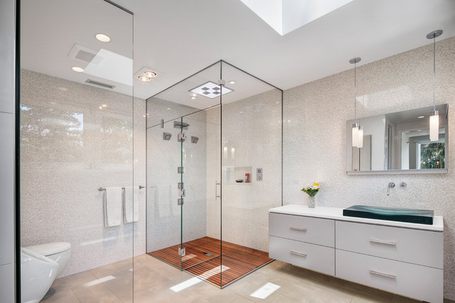 bathroom shower floor | houzz