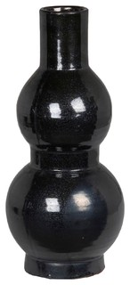 "Deandre Ceramic Vase, 15"""