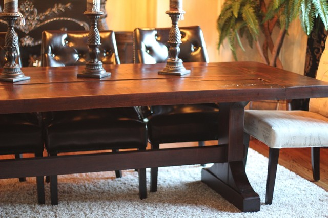 Rustic Trades Farmhouse Tables