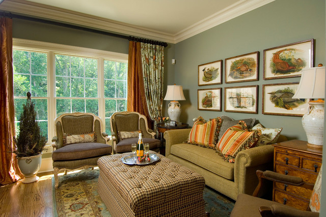 Southern Living Room Designs. 2007 Southern Living Showcase Home Traditional Room Family Photos  Gopelling net