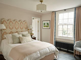 traditional-bedroom How to Use a Headboard for Decorative Impact  Upholstery in Clapham Junction