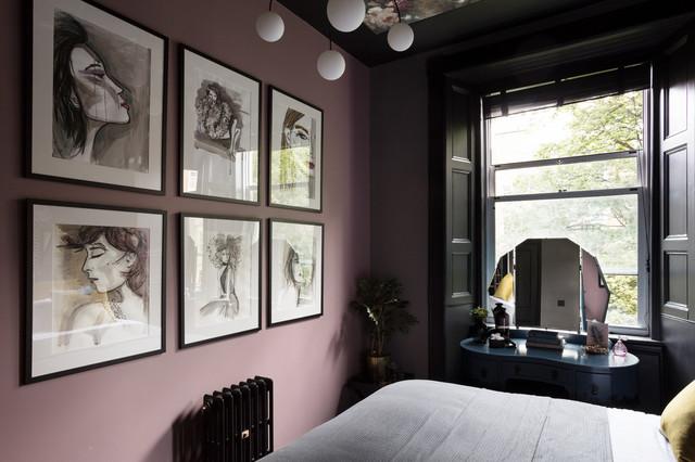 Luci led per camera da letto, telecomando a infrarossi a 44 tasti, luci led rgb con luce soffusa, utilizzate per la casa, il bar, le luci della decorazione della camera da letto (10m) 32,50 €. 7 Pareti Colorate Che Migliorano Una Stanza Da Letto Piccola