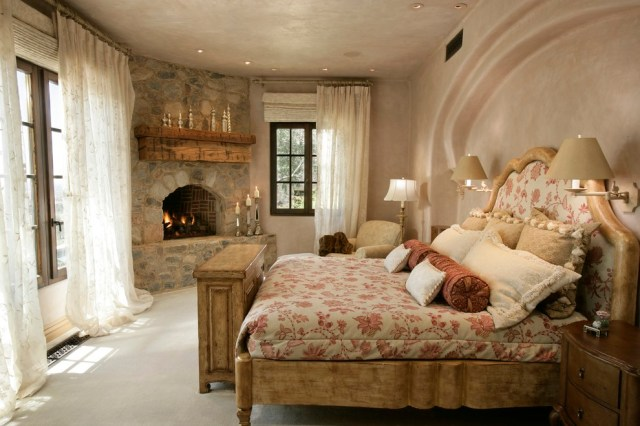 Master Bedroom Rustic Bedroom Phoenix By Bess Jones Interiors