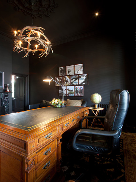 Hawthorn Home contemporary-home-office